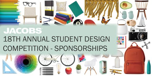 Jacobs 18th Annual Student Design Competition - Sponsorships