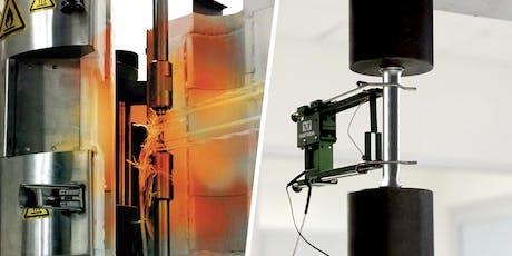 Taller técnico Tracción a temperatura ambiente y elevada entradas