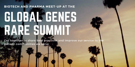 BioPharma Patient Advocacy Working Group Meet-up tickets