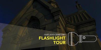 Flashlight Tour: Georgia Tech and Oakland Cemetery