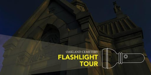 Flashlight Tour: Georgia Tech and Oakland Cemetery