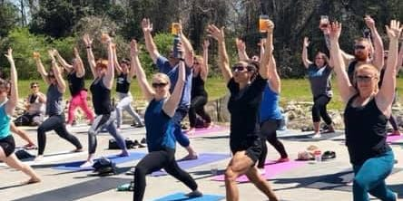 Yoga at Steel Hands Brewing