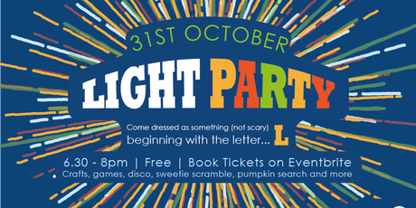 Kirkliston Community Church Light Party tickets