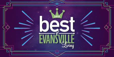 2019 Best Of Evansville Party tickets