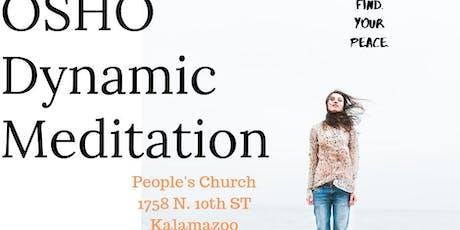 OSHO Dynamic Meditation tickets