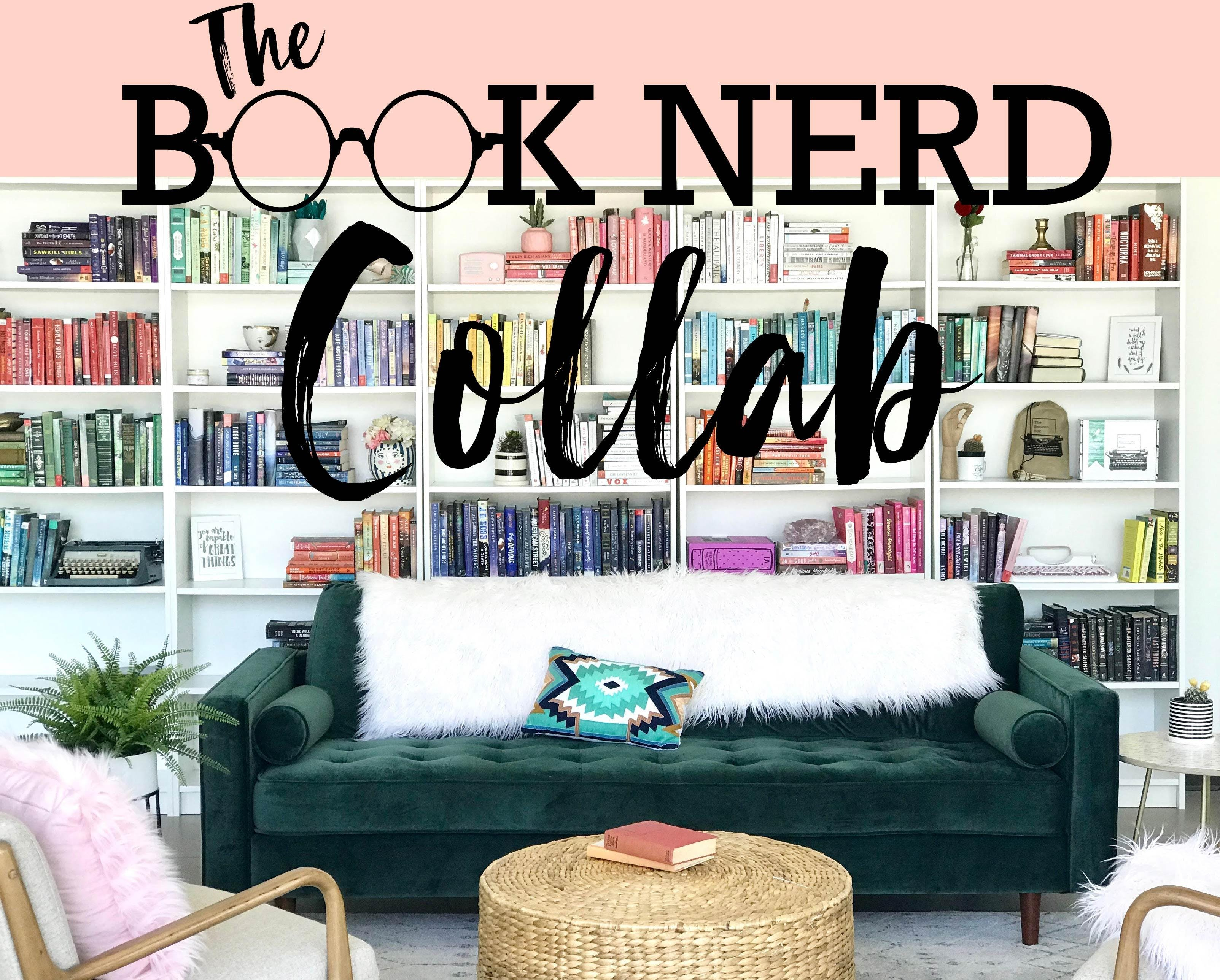 Monthly Book Club- October - The BookNerd Collab