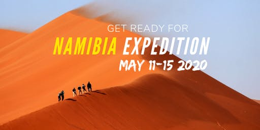 Namibia Expedition 2020