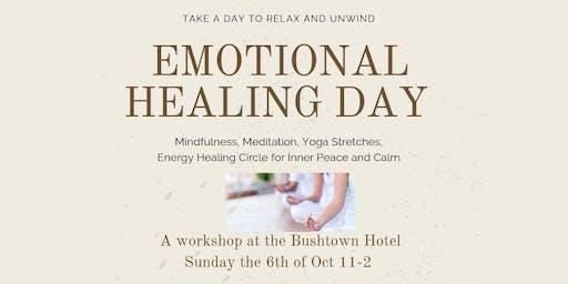 Emotional Healing Day