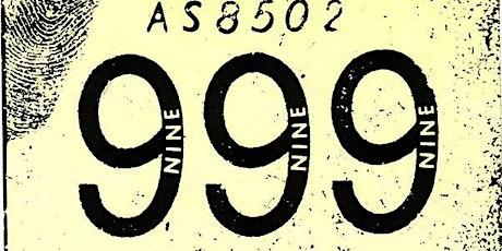 999 / Left For Dead / Liarbilitys tickets
