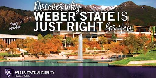 Spring 2020: 3 PM WSU Campus Tour