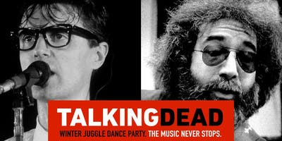 """TALKING DEAD"" feat LDW (Talking Heads) + GBB (Grateful Dead)"