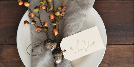 Fall Tablescape Styling with Bespoke Décor