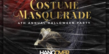 Costume / Masquerade Ball tickets