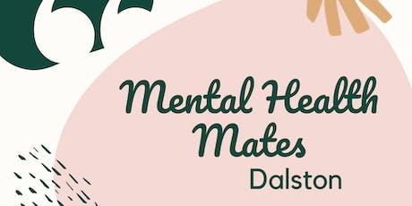 Mental Health Mates: Dalston tickets
