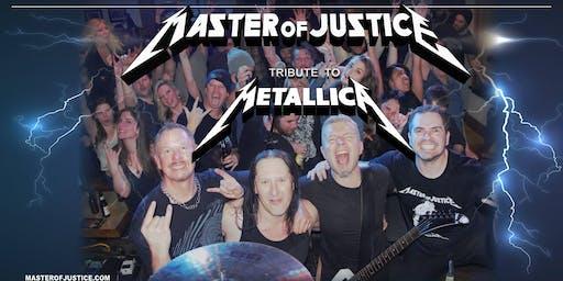 Metallica Tribute/Master of Justice