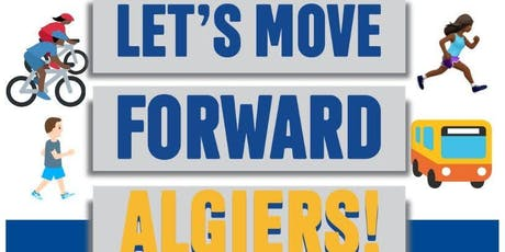 Lets Move Forward Algiers tickets