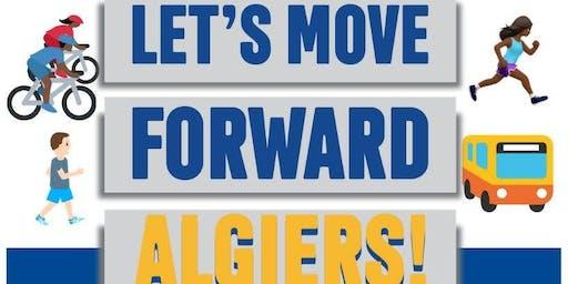 Lets Move Forward Algiers
