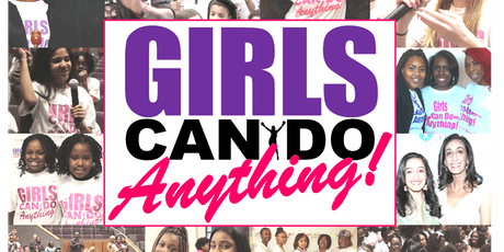Girls Can Do Anything! 2019 Conference tickets
