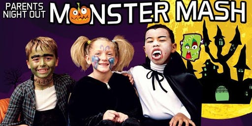 Premier Martial Arts Halloween Monster Mash
