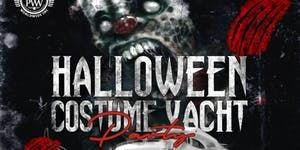 *HALLOWEEN  YACHT PARTY
