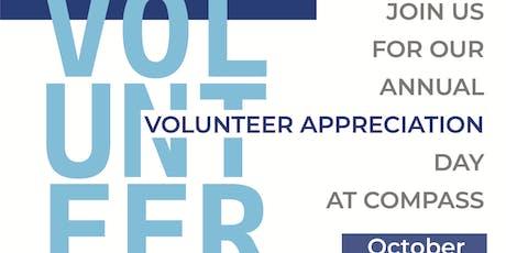 2019 Compass Volunteer Appreciation Day tickets