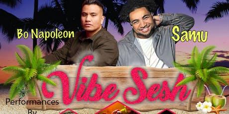 Vibe Sesh tickets