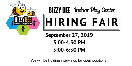 Bizzy Bee Hiring Fair