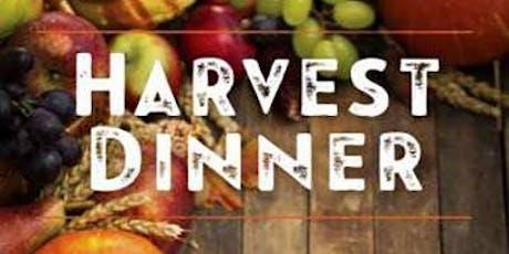 Christ Church Harvest Dinner Fundraiser and Silent Auction tickets