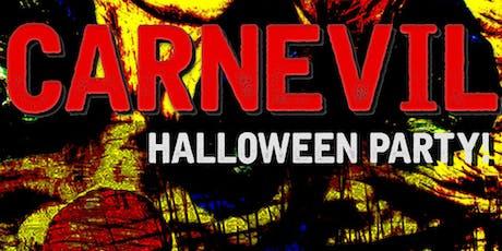 Reboot Theatre Company Presents Halloween V:CarnEVIL tickets