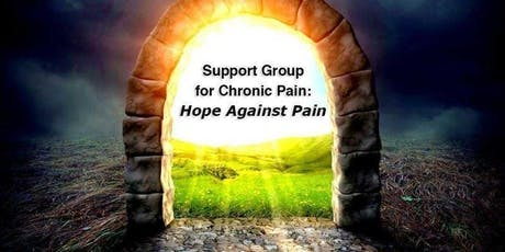 Support Group for Chronic Pain & Mental Health: Hope Against Pain tickets