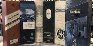 Single Malt Tasting with Senior Master of Whisky...