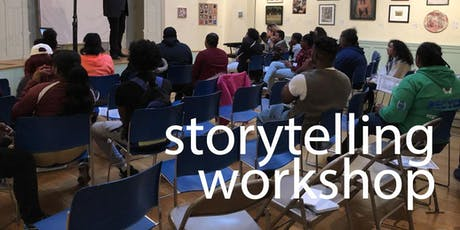 Storytelling Workshop tickets