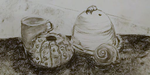 Still Life Drawing Taster Workshop