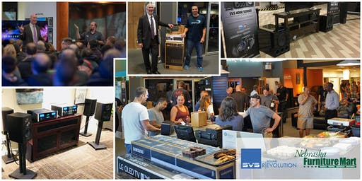 Speakers & Subwoofers Unleashed: A Night of Sonic Thrills with SVS