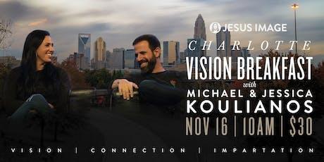 Jesus Image Charlotte Vision Breakfast 2019 tickets