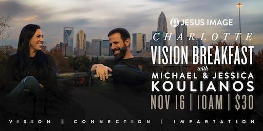Jesus Image Charlotte Vision Breakfast 2019