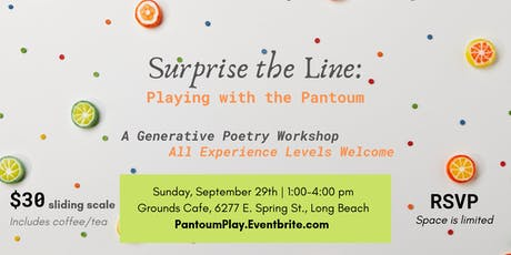 Surprise the Line: Playing with the Pantoum tickets