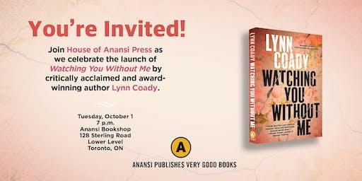 Lynn Coady Book Launch
