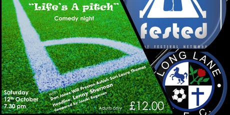 Life's a pitch tickets