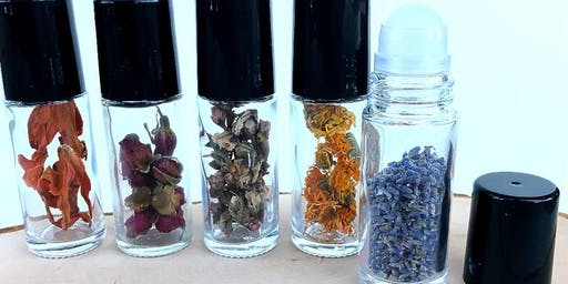 Floral Essence Perfume Make and Take