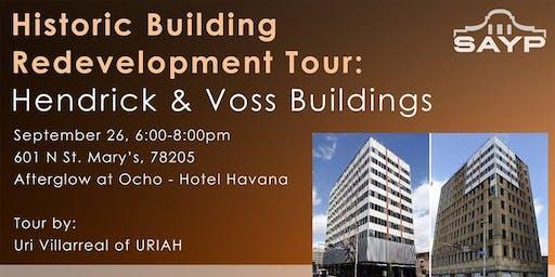 SAYP Historic Building Redevelopment Tour