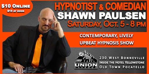 Hypnotist & Comedian, Shawn Paulsen