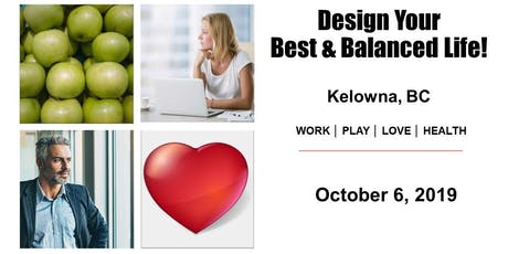 Design Your Best & Balanced Life!  tickets