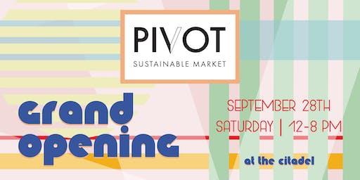 Pivot Mkt Grand Opening