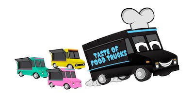 Taste of Food Trucks in Marietta