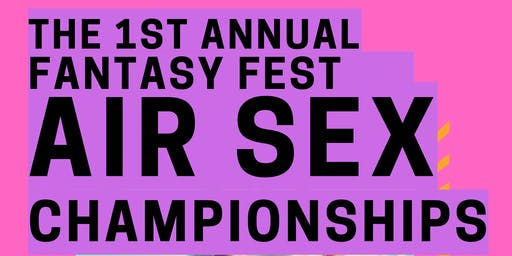 The Fantasy Fest Air Sex Championships