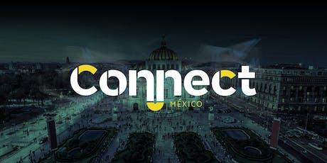 Connect México ¡Acércate a los principales medios de la ciudad! boletos
