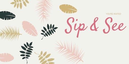 Sip & See