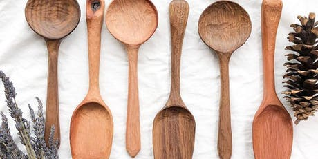 Nourish—A Spoon Carving Workshop tickets