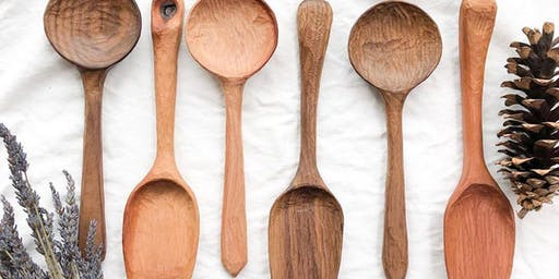Nourish—A Spoon Carving Workshop